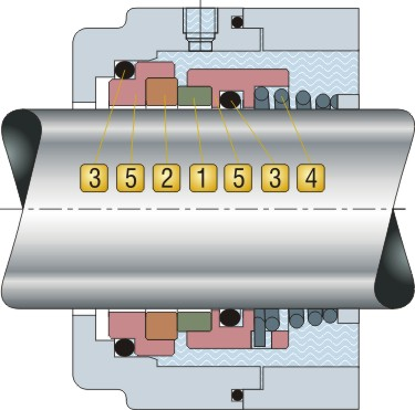 千科电热水器内部结构图